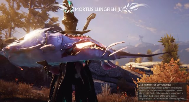 Guide on how and where to fish in warframe plains of eidolon for Ps4 hunting and fishing games