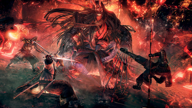 Nioh Complete Edition Cheat Gives Unlimited Health, Stamina